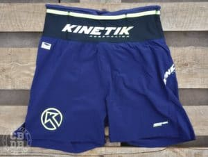 test tenue trail running kinetik