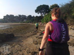 ultra marin 2019 trail running bretagne golfe du morbihan 177km