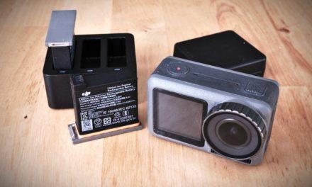 Super prix sur la caméra DJI Osmo Action
