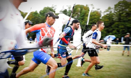 Aftermovie du Run Archery de France 2019