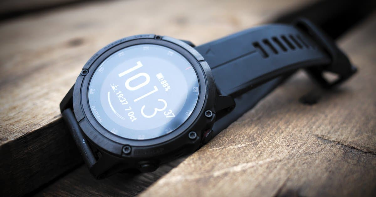 Test Express de la Garmin Fenix 5X Plus