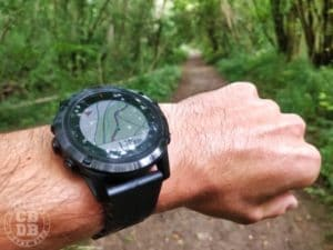 test montre garmin fenix 5x plus running trail triathlon outdoor cardio gps