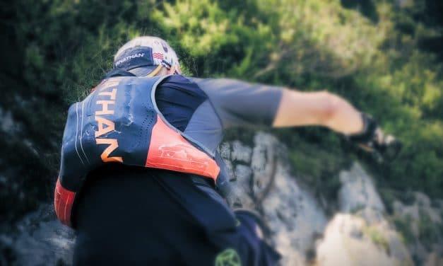 Test sac Trail Nathan VaporKrar 2.0 4L