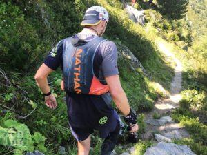 test nathan vaporkrar 2.0 4L sac de trail running