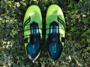test saucony switchback iso chaussure trail running