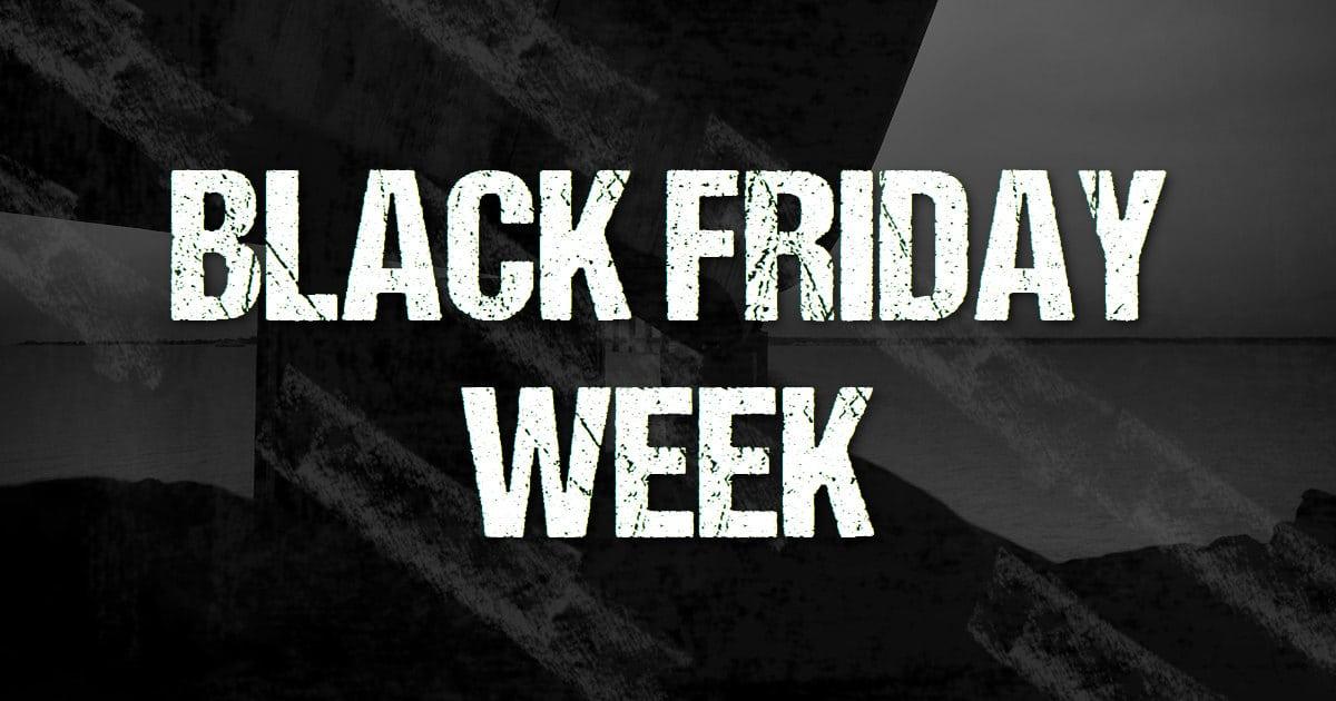 Les Offres de la Black Friday Week