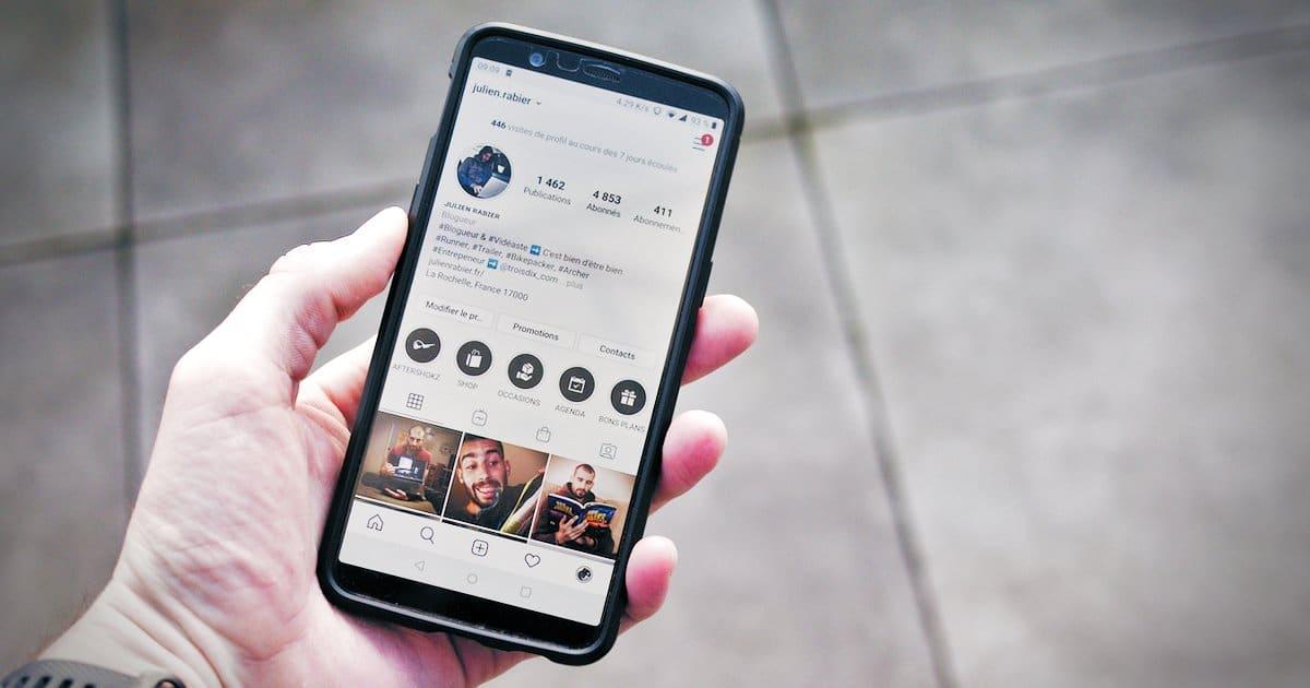 Un gros changement sur Instagram !