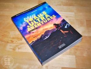 livre défis trails & ultra aventures bertrand lellouche amphora running c'est bien d'être bien