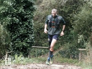 test salomon bonatti veste trail running imperméable