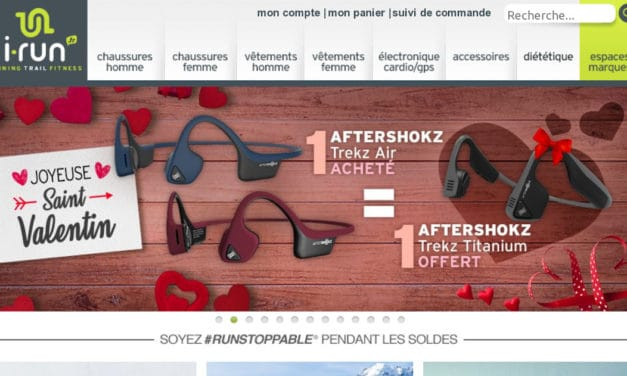1 Aftershokz acheté = 1 Aftershokz offert