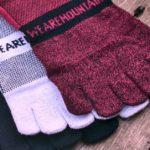 Test des Chaussettes Cimalp Toe Socks