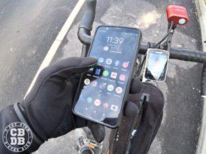 test gants vélo gore c3 gore-tex infinium stretch mid gloves