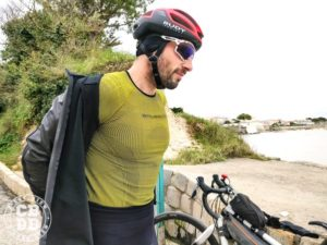 test t-shirt manches longues 3d bike pro brubeck vélo cyclisme