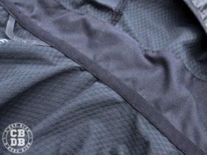 test veste running r5 gore tex infinium soft lined