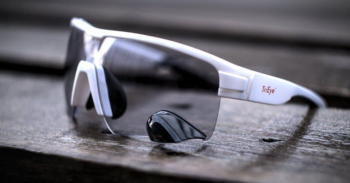 TriEye Sport : Test des lunettes de vélo avec rétroviseur intégré