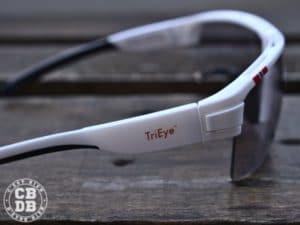 test lunettes de soleil velo retroviseur trieye sport