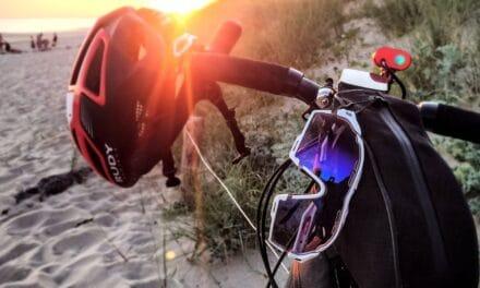 Test des lunettes solaires vélo Rudy Project Cutline