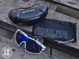 test lunettes solaire vélo rudy project cutline