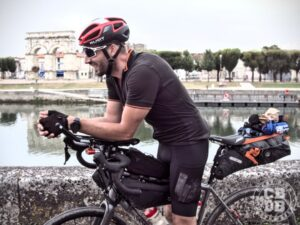 julien rabier bikepacking saintes sur velo origine trail