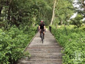 flow velo charente bikepacking