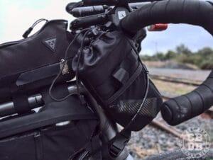sacoche bikepacking agu venture snack pack