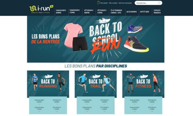 Back To Run avec I-Run