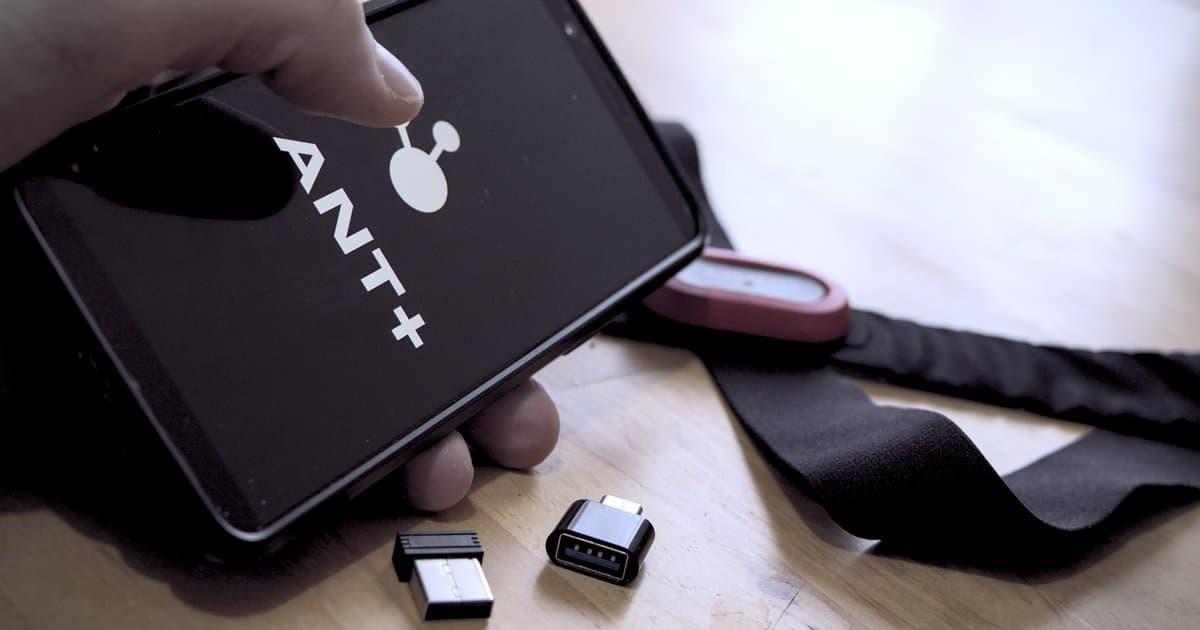 Connecter des accessoires ANT+ à son smarphone