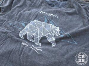 test t-shirt mérinos brubeck outdoor wool