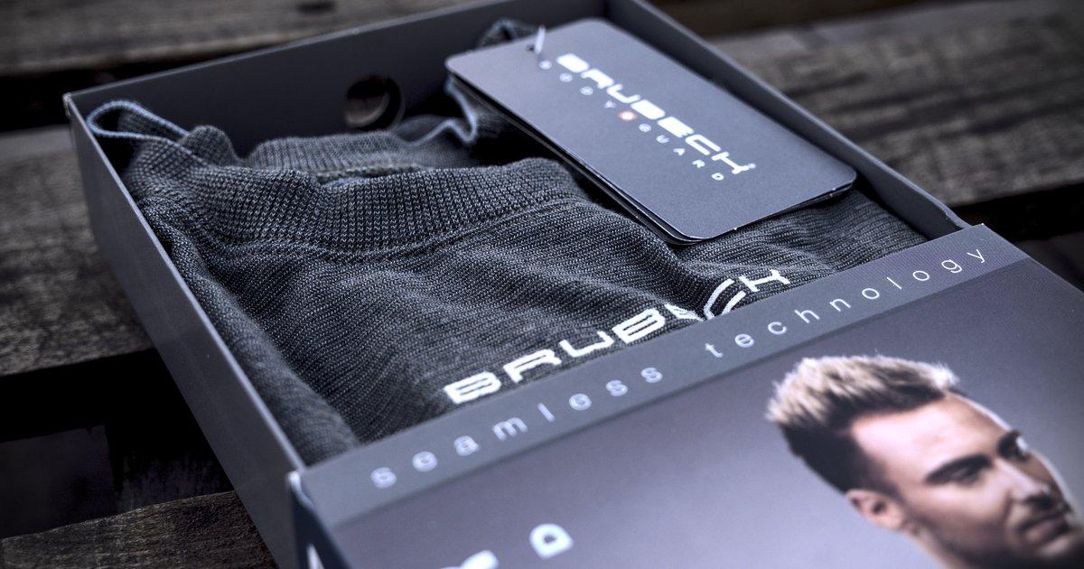 Test du t-shirt Brubeck Outdoor Wool