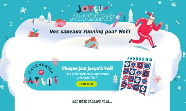 Un Noël Running avec I-Run