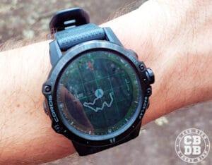 test montre cardio gps Coros Vertix
