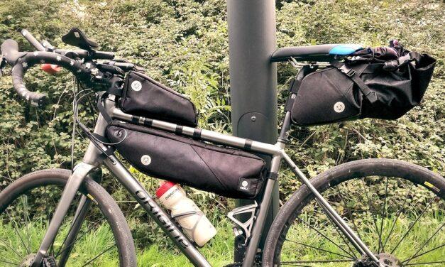 AGU Venture : des sacoches bikepacking abordables