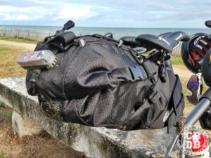 test sacoches bikepacking agu venture