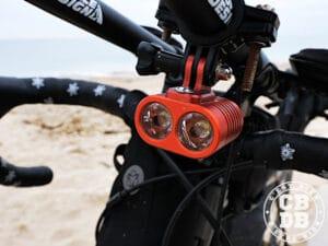 lampes vélo puissante longue distance