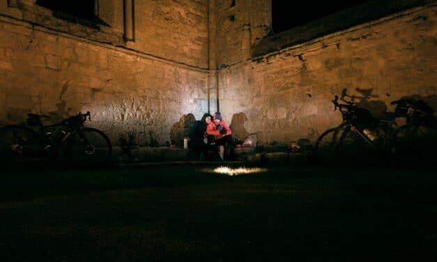 Un réveillon de Noël à vélo