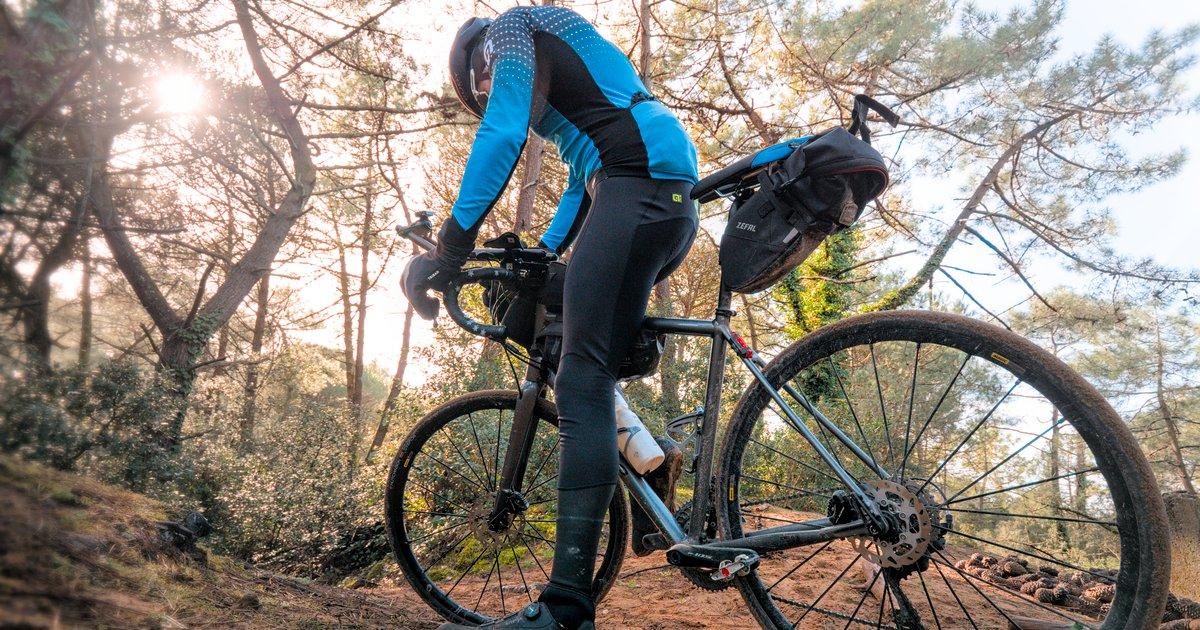Au chaud cet hiver avec Alé Cycling (test maillot et collant)
