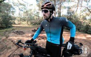test vêtements cyclisme hiver alé cycling maillot bullet collant be-hot
