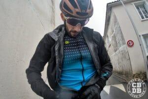 veste vélo imperméable alé cycling klimatik