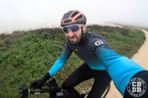 maillot alé cycling bullet winter dwr sous la pluie