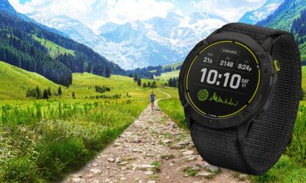 Record d'autonomie pour la nouvelle montre Garmin Enduro