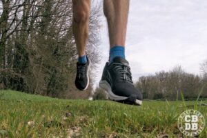 présentation chaussure running altra rivera