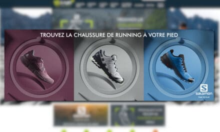 Le Shoe Finder Salomon chez i-Run ou comment trouver sa chaussure de running ou de trail