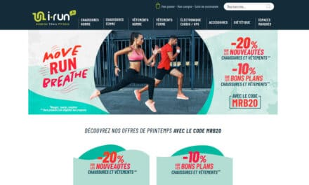 Move Run Breath : jusqu'à -20% chez i-Run