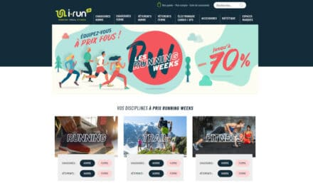 Les Running Weeks de Printemps chez I-Run