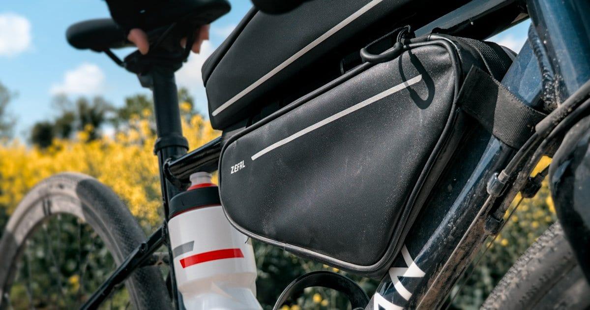 Z Adventure C : Les nouvelles sacoches bikepacking à bon prix par Zéfal