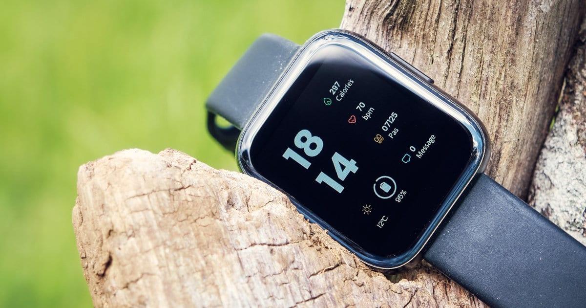 FitTrack Atria 2.0 : Une montre connectée sport et santé
